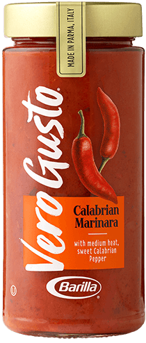 Calabrian Marinara bottle