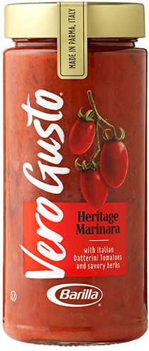 Heritage Marinara bottle