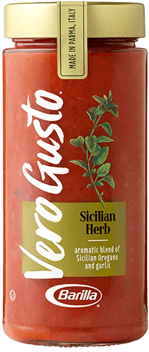 Sicilian Herb bottle