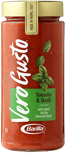 Tomato & Basil bottle